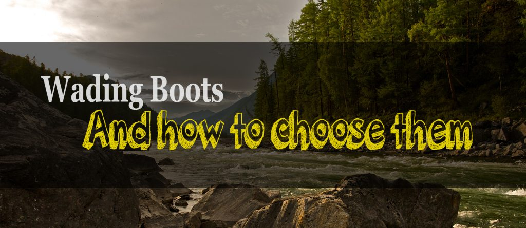 wading boots buying guide