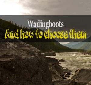 wading boots buyers guide