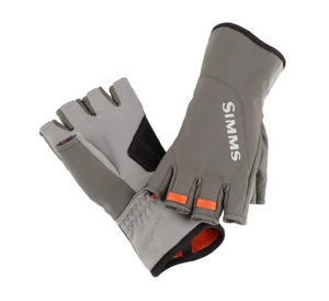 fingerless fishing gloves