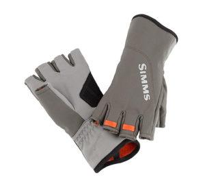 fingerless fishing gloves