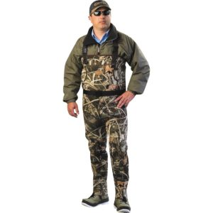 Waterfowl MAX-5 Neoprene Stockingfoot Wader Review