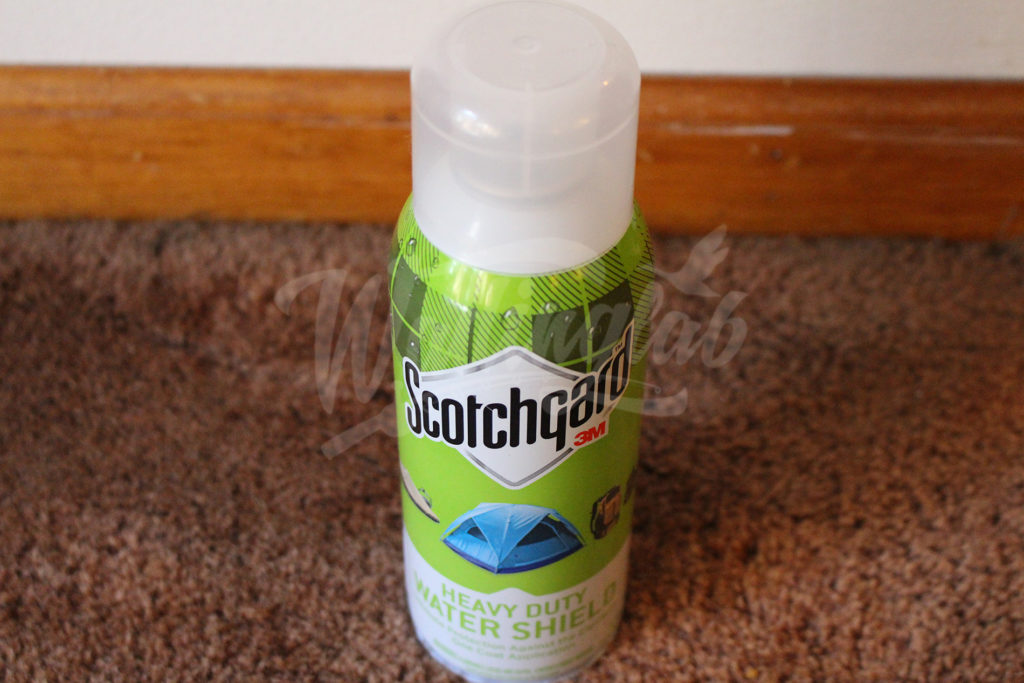 scotchgard hydrophobic spray