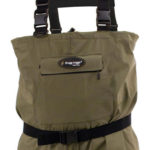 Frogg Toggs Hellbender Chest Wader pockets