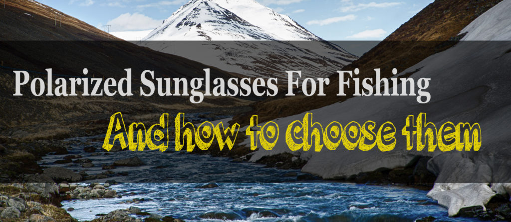 Polarized Fishing Sunglasses – Which Product Should You Buy – Buyers Guide