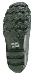 Allen Cattail Bootfoot Neoprene Chest Waders boot tread