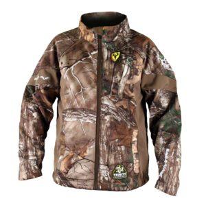 scentblocker youth knockout hunting jacket