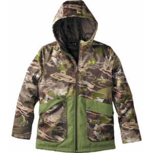 under armour youth ridge reaper insulated jacket