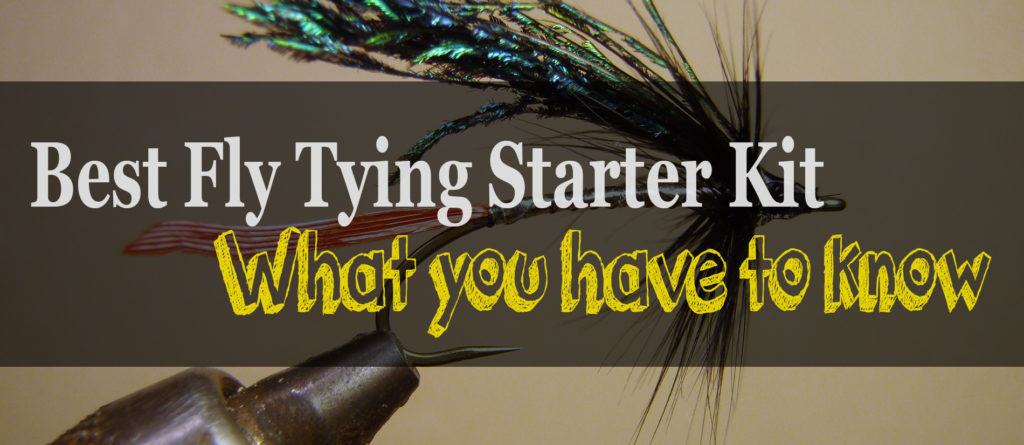The Best Fly Tying Starter Kit