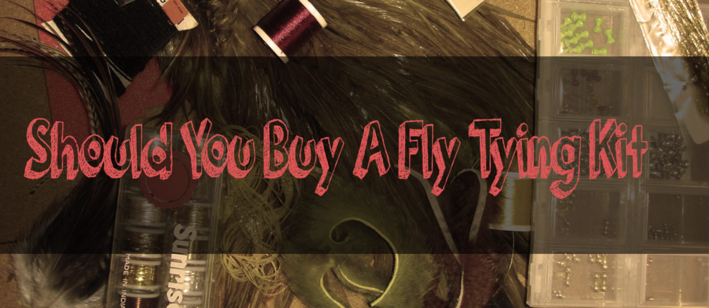 good fly tying kit
