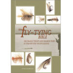 the best fly tying book, the fly tying bible