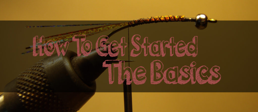 the basics of fly tying