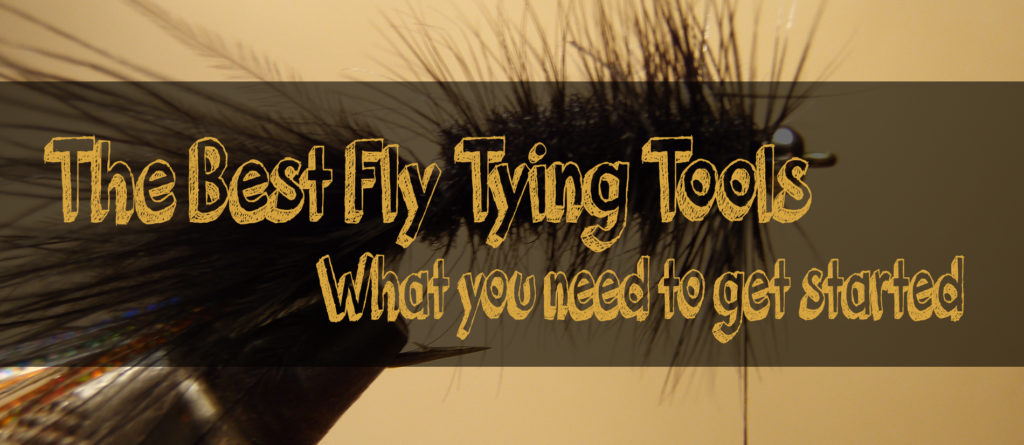 the best fly tying tools