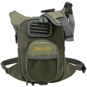 Allen Fall River Fishing Chest Pack review