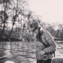 Fly fishing guide Kati
