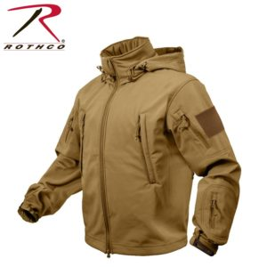 Rothco Special Ops Soft Shell Jacket review