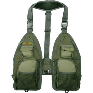 Allen Gallatin Ultra Light Strap Pack Fishing Vest review
