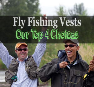 best fly fishing vest review
