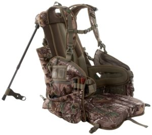 Tenzing TZ TP14 Turkey Hunting Pack with Seat review
