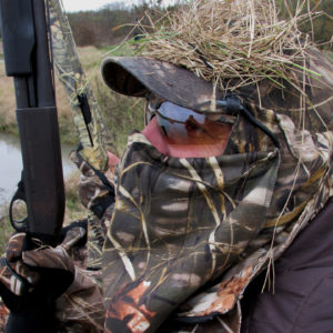 BunkerHead hunting face mask